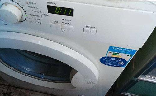 洗衣机不进水是什么原因