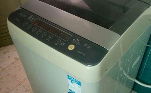 洗衣机不进水怎么处理