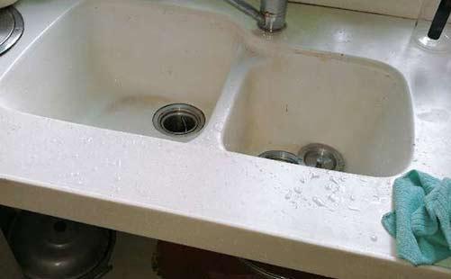 洗菜盆疏通方法