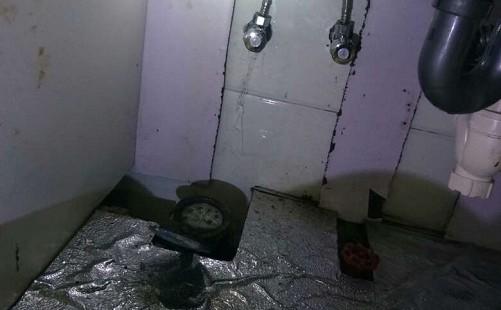 卫生间和洗衣机的地漏