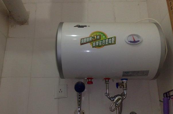 电热水器安全阀漏水